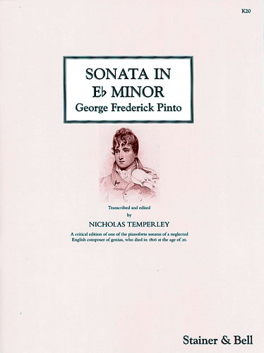 Pinto, George: Sonata In E Flat Minor