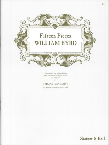 Byrd, William: Fifteen Pieces