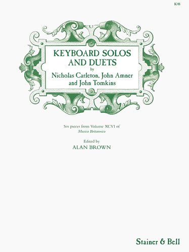 Keyboard Solos And Duets