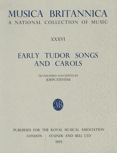 Early Tudor Songs & Carols