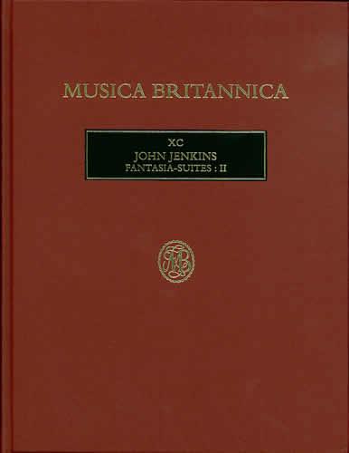 Jenkins, John: Fantasia-Suites II
