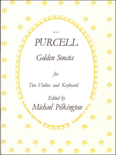 Purcell, Henry: Golden Sonata For Two Violins And Piano
