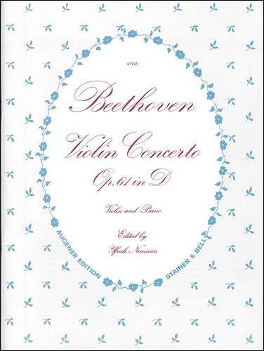 Beethoven, Ludwig Van: Violin Concerto In D Op. 61