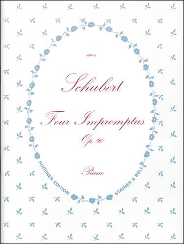 Schubert, Franz: Four Impromptus, D.899, Op. 90