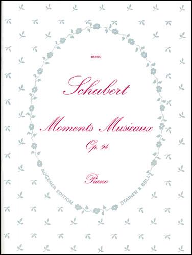 Schubert, Franz: Moments Musicaux, D.780, Op. 94