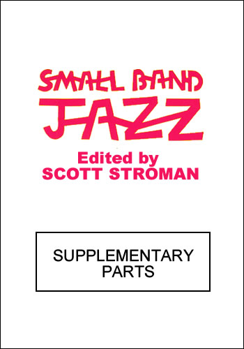 Small Band Jazz. Book 3. Additional Parts