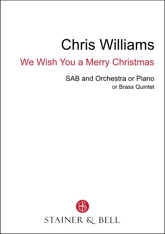 Williams, Chris: When Daises Pied (SATB)
