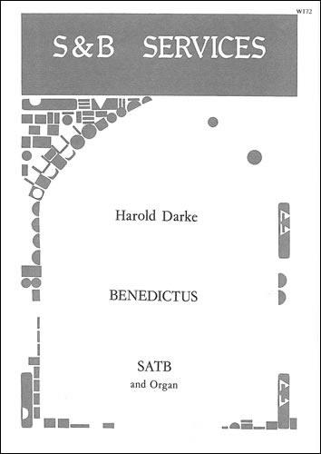 Darke, Harold: Benedictus In F