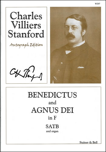 Stanford, Charles V: Benedictus And Agnus Dei In F