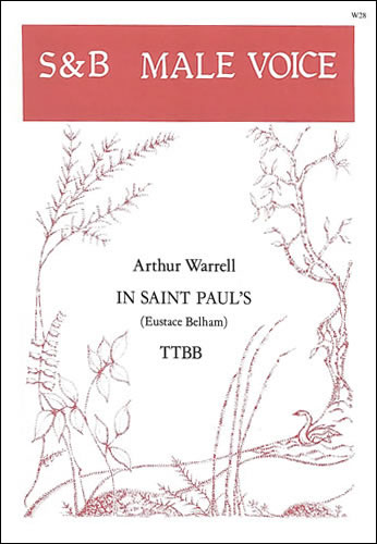 Warrell, Arthur: In St Paul's