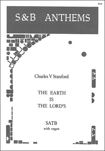 Stanford, Charles V: The Earth Is The Lord's