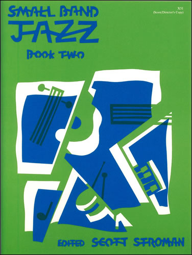 Small Band Jazz. Book 2. Score