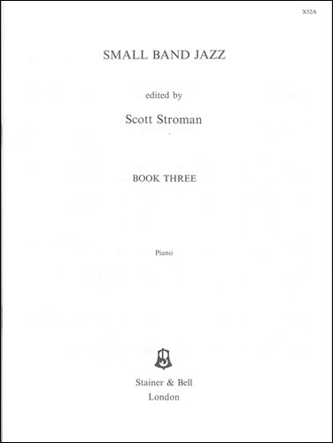 Small Band Jazz. Book 3. Piano Part