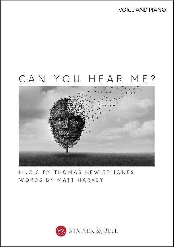 Hewitt Jones, Thomas: Can You Hear Me? (arr. Voice & Piano)