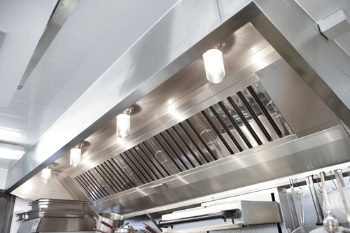 industrial kitchen hood in Stainless Steel Exhaust Canopy – Rangehood | Stainless Steel Fabricators | Fabrication Perth