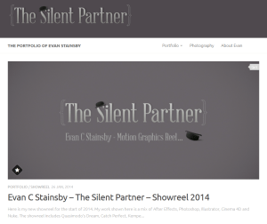 TheSilentPartner-frontPage