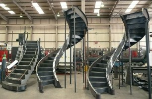helical stairs – Staircase design