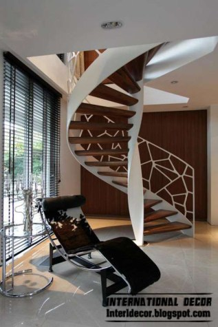 staircase-wood