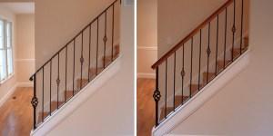 wood-stair-railings