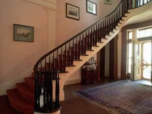 wood-stair-rails