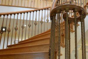 wooden-handrail