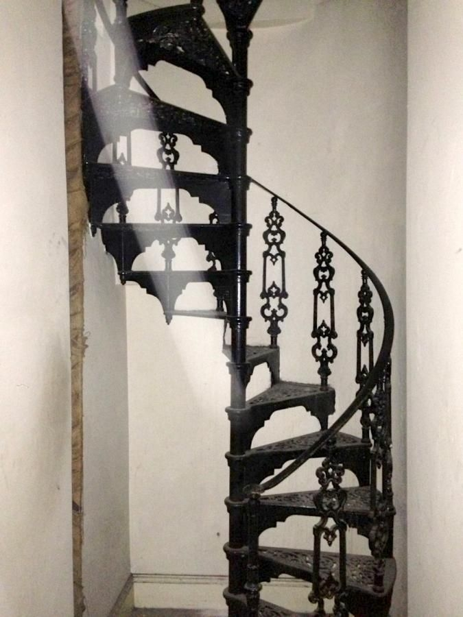 Metal Spiral Staircase For Sale – Staircase Design   Reclaimed Spiral Staircase For Sale   Architectural Antiques   Wrought Iron Spiral   Architectural Salvage   Reclaimed Antique   Railing