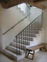 stair handrail post – Staircase design
