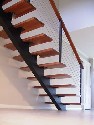 steel staircase kits