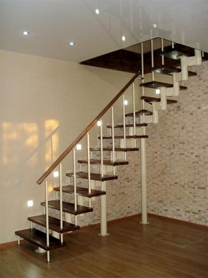 example of modular stair