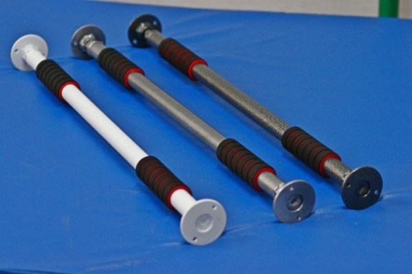 Spacers for horizontal bar