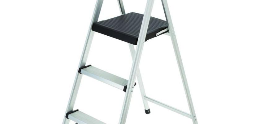 aluminum ladder weight
