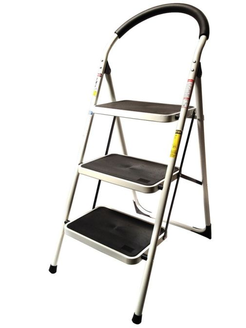 lightweight step ladder