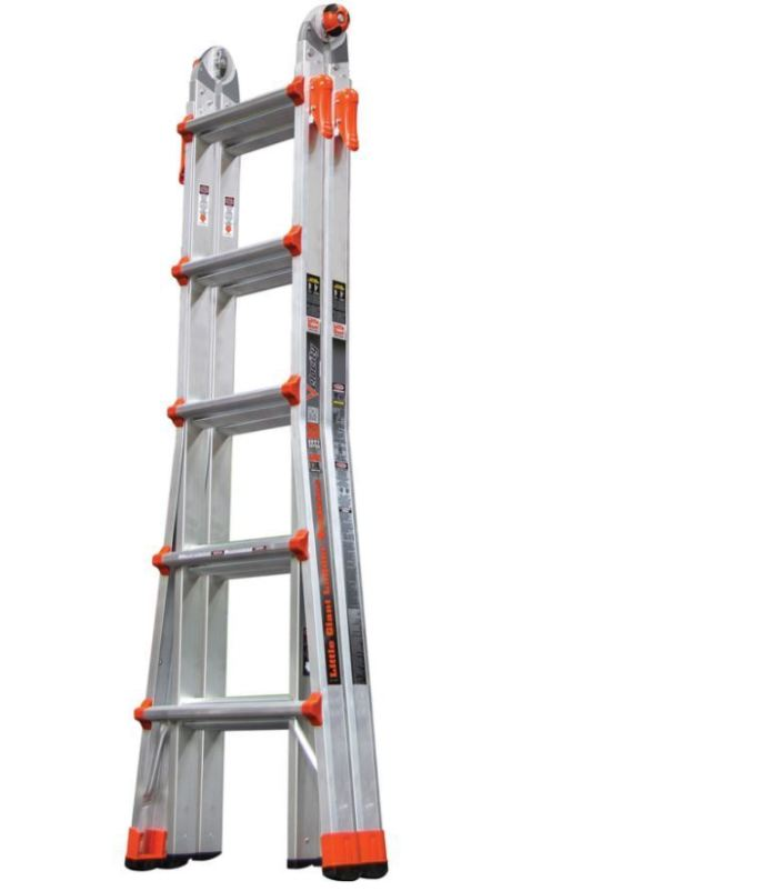 little giant folding ladders