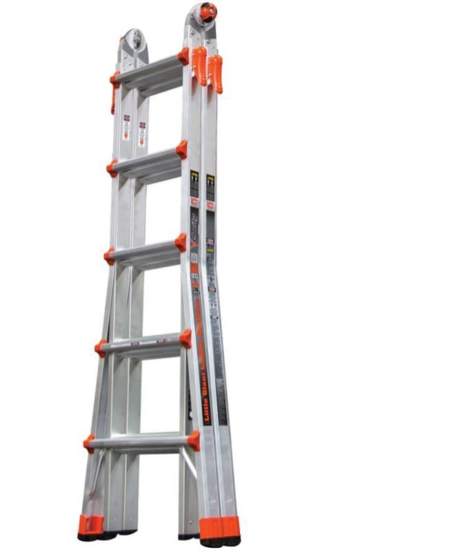 little giant folding ladders