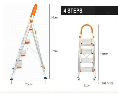 reliable step ladder creamery