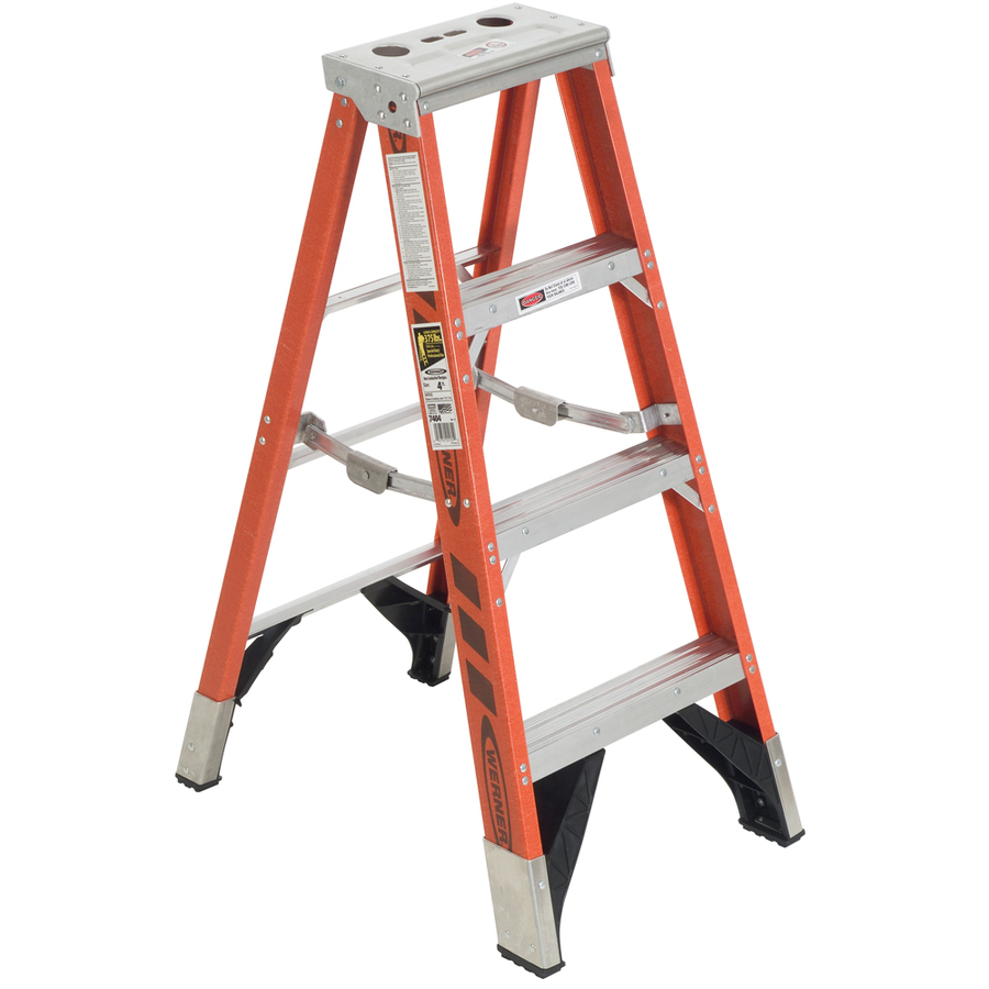 step ladders at lowe's