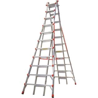 telescopic ladders lowes