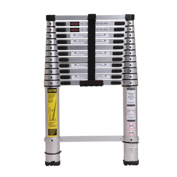 telescoping ladders at lowes