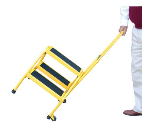 two step ladder