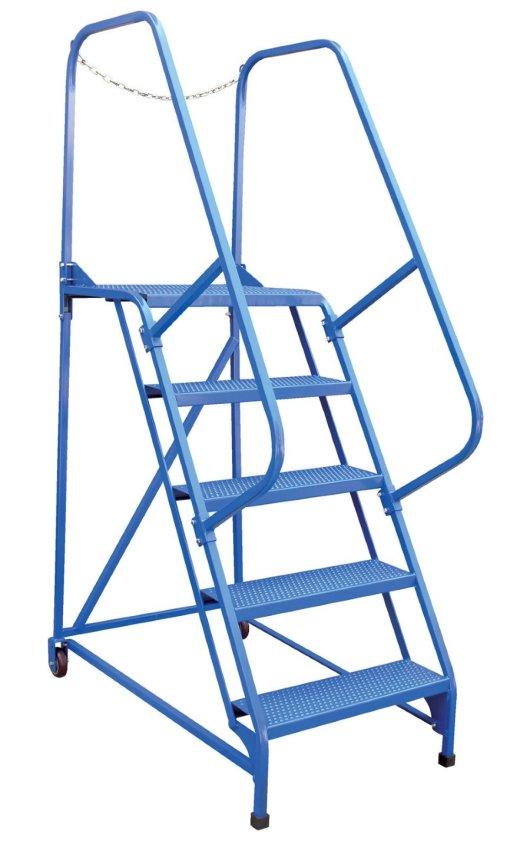 used warehouse ladders