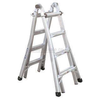 werner telescopic ladders