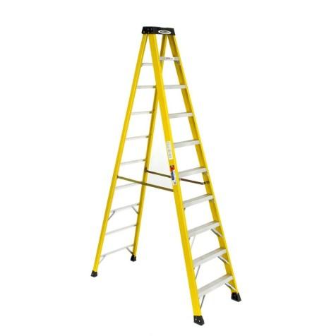 10 foot fiberglass ladder