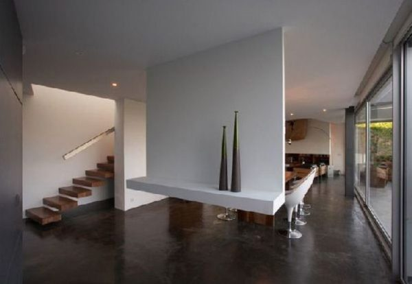 concrete stairs photos inside peoples
