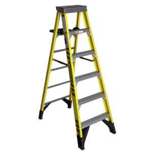 fiberglass ladder ratings