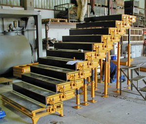 formwork for concrete stairs