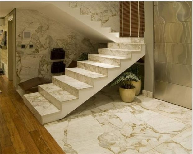 marble stairs price