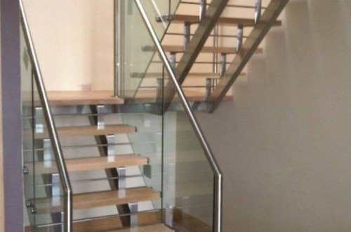 metal stair design manual