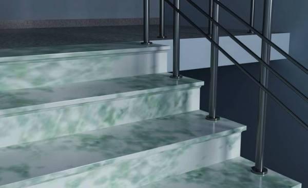 concrete veneer marble