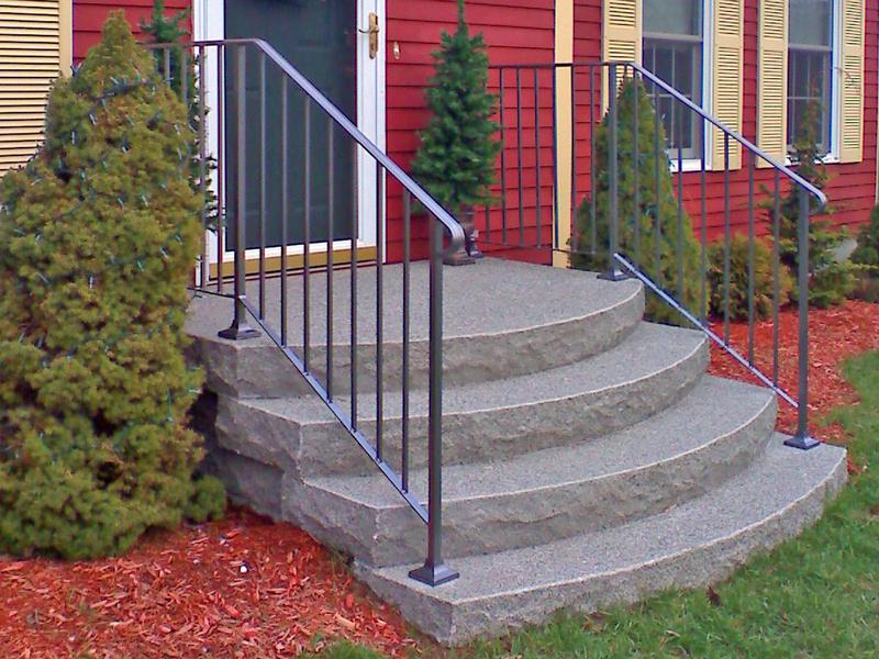 prefab cement steps