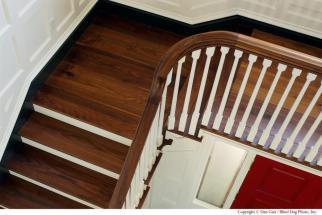 stair treads wood flooring